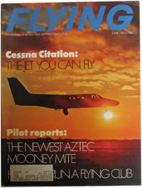 Flying Magazine. June, 1971. Vol. 88, No. 6