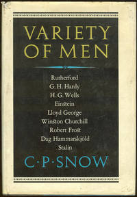 SNOW, C. P. - Variety of Men