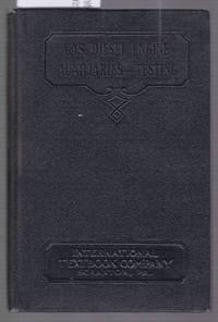 image of Gas, Diesel Engine Auxiliaries - Testing