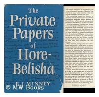 Private Papers of Hore-Belisha