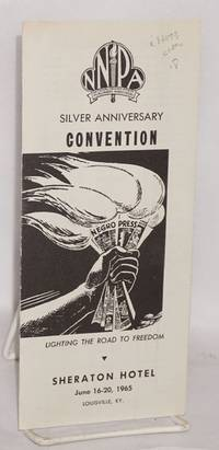 Silver Anniversary convention; Sheraton Hotel, June 16-20, 1965, Louisville, KY