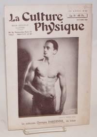 image of La Culture Physique; bulletin Officiel de la Société d'Encouragement à l'Amélioration de la Race, Octobre 1950 - no. 681