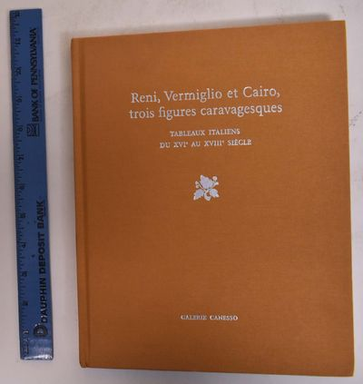 Paris: Galerie Canesso, 2012. Hardcover. VG+. Tan cloth over boards; Silver titling at spine and fro...