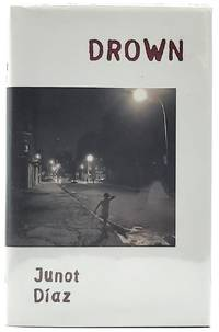 Drown SIGNED FIRST EDITION