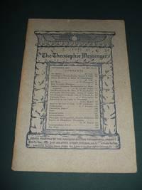 The Theosophic Messenger for November 1910