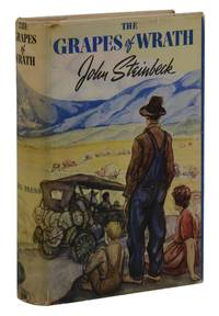 The Grapes of Wrath by  John Steinbeck - First Edition - 1939 - from Burnside Rare Books, ABAA (SKU: 140940559)