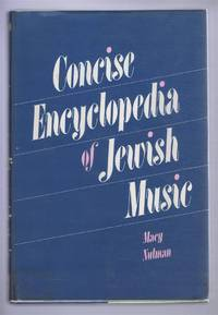 Concise Encyclopedia of Jewish Music