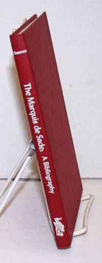 image of The Marquis de Sade: A Bibliography