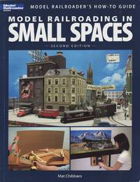 image of Model Railroader's How-To Guide: Model Railroading in Small Spaces - Second Edition