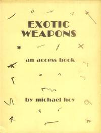 image of Exotic Weapons; An Access Book