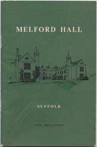 Melford Hall. Suffolk. A Property of the National Trust Home of Sir Richard Hyde Parker, Bt.