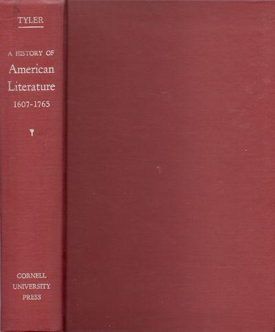 London: Cornell University Press, 1974. Fourth Printing. Hardcover. Very Good. Octavo. Dark red clot...