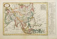 L'ASIE divisee en ses principaux Etats. by Engraved by Lattre - 1783. - from Peter Harrington (SKU: 54640)