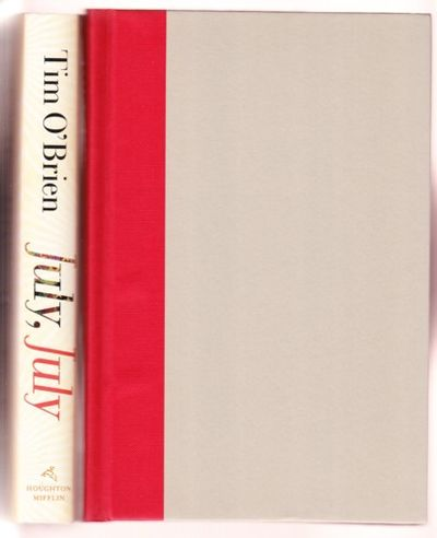 Boston: Houghton Mifflin, 2002. First edition, first prnt. Signed by O'Brien on the title page. Unre...