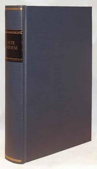 Aetii Amideni: Libri Medicinales V-VIII