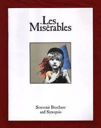 Les Miserables Souvenir Brochure and Synopsis - 1989. Colm WIlkinson