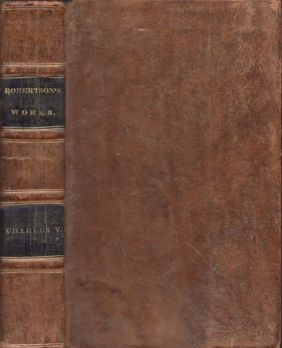 New York: Printed by J. & J. Harper, 1829. Harper's Edition. Leather bound. Good. Octavo. vi, 7-610 ...