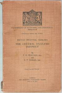 image of British Regional Geology: The Central England District