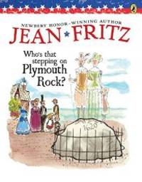 image of Who's That Stepping on Plymouth Rock?