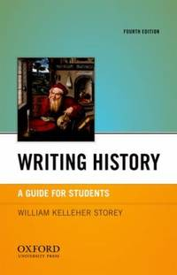 Writing History : A Guide for Students