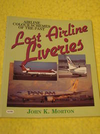 Airlife, Lost Airline Liveries, Airline Colour Schemes of the Past