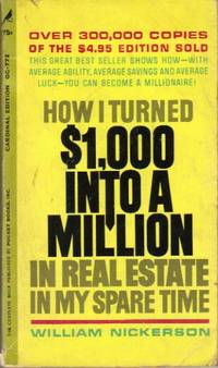 image of How I Turned $1, 000 Into a Million in Real Estate in My Spare Time [Paperbac..