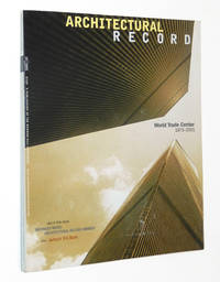 Architectural Record Magazine October 2001, 10/2001: World Trade Center 1973-2001