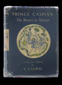 image of Prince Caspian (First Edition)