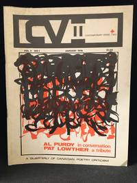 image of Contemporary Verse Two; Vol. 2 No. 1; January 1976