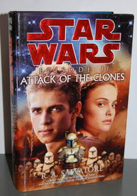 Star Wars Episode II: Attack of the Clones.