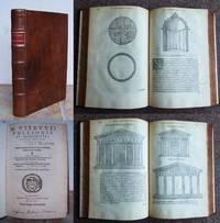 DE ARCHITECTURA LIBRI DECEM AD CAESAREM AUGUSTUM. by  Marcus Pollio.   Edited by Guillaume Philander or Philandrier.: VITRUVIUS - Hardcover - 1552 - from Roger Middleton (SKU: 35500)
