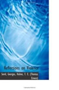 image of Reflections on Violence