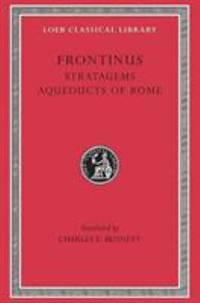 Stratagems, Aqueducts of Rome