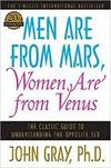 image of Men Are from Mars Women Are from Venus (Curley Large Print Books)