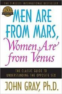 Men Are from Mars Women Are from Venus (Curley Large Print Books)