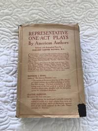 Representative One-Act Plays