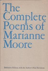 image of Complete Poems of Marianne Moore