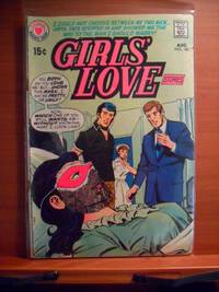 GIRLS LOVE STORIES, No. 153, Aug, 1970