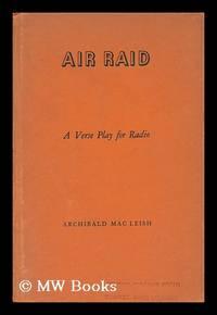 image of Air Raid - a Verse Play for Radio