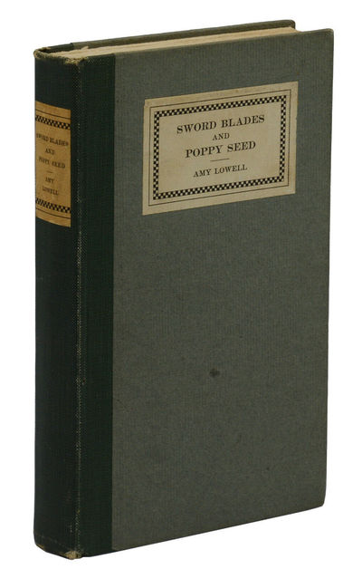 New York: The Macmillan Company, 1914. First Edition. Very Good. First edition. (First printing with...