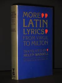 More Latin Lyrics From Virgil to Milton