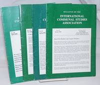 image of Bulletin of the International Communal Studies Association [4 issues]