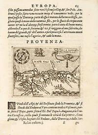 image of PROVENZA. GALLI NARBONESIS ORA MARITIMA RECETI