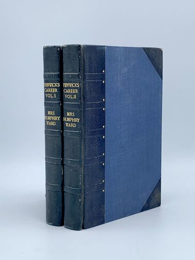 London: Smith, Elder & Co, 1906. A near-fine set with light wear to corners. 2 volumes. 8vo. 237 and...