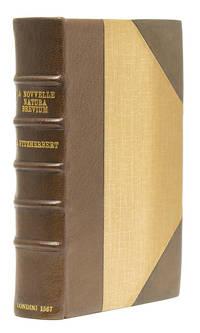 image of La Nouvelle Natura Breviu[m] du Iudge Tresreverende Monsieur Anthonie Fitzherbert ..
