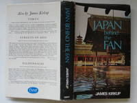 image of Japan behind the fan