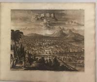 DAMASCUS IN SYRIEN - Original Antique Etching