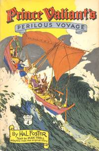 image of Prince Valiant:  Perilous Voyage, Prince Valiant Book 4