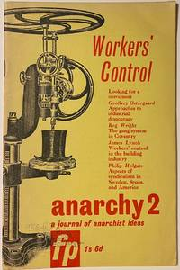 image of Anarchy: a journal of anarchist ideas. No. 2 (April 1961)
