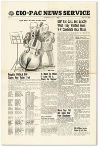 CIO-PAC News Service. No. 4 (Sept. 29, 1952)